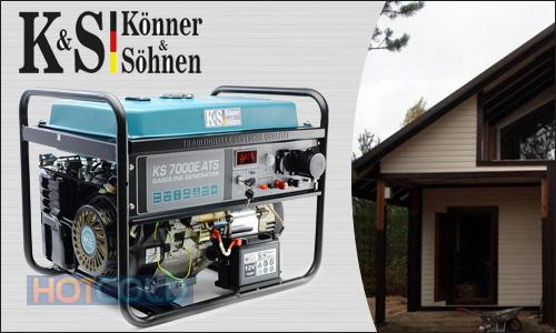 генератор Könner&Söhnen