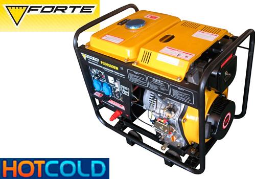 Дизельная электростанция FORTE FGD6500E