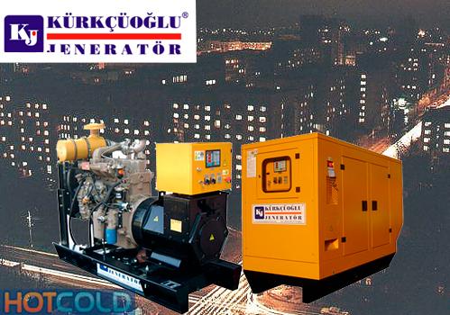 Современные электростанции KJ Power KJT-12 (Турция)