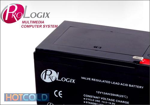 герметичные свинцово-кислотные аккумуляторные батареи Prologix
