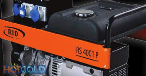 Бензиновая электростанция RID RS