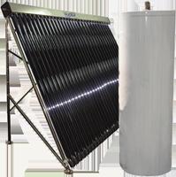 Системы солнечных коллекторов