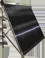 Солнечные коллекторы с термотрубками