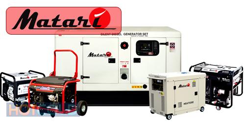 Дизельная электростанция Matari MD